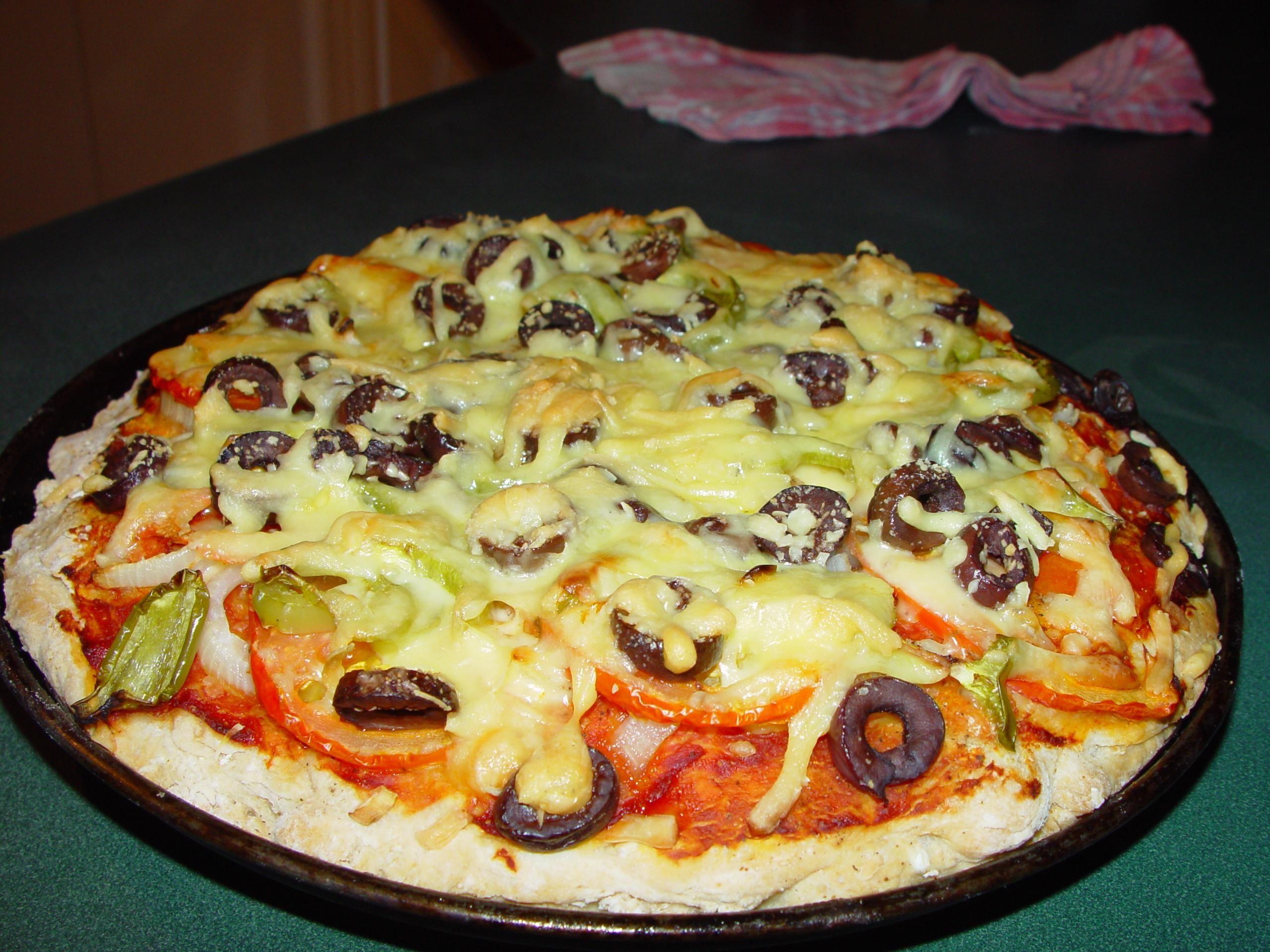 Рецепт пиццы классической фото