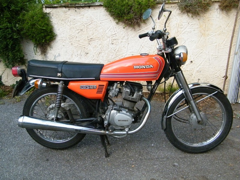 Yamaha Cj Japan