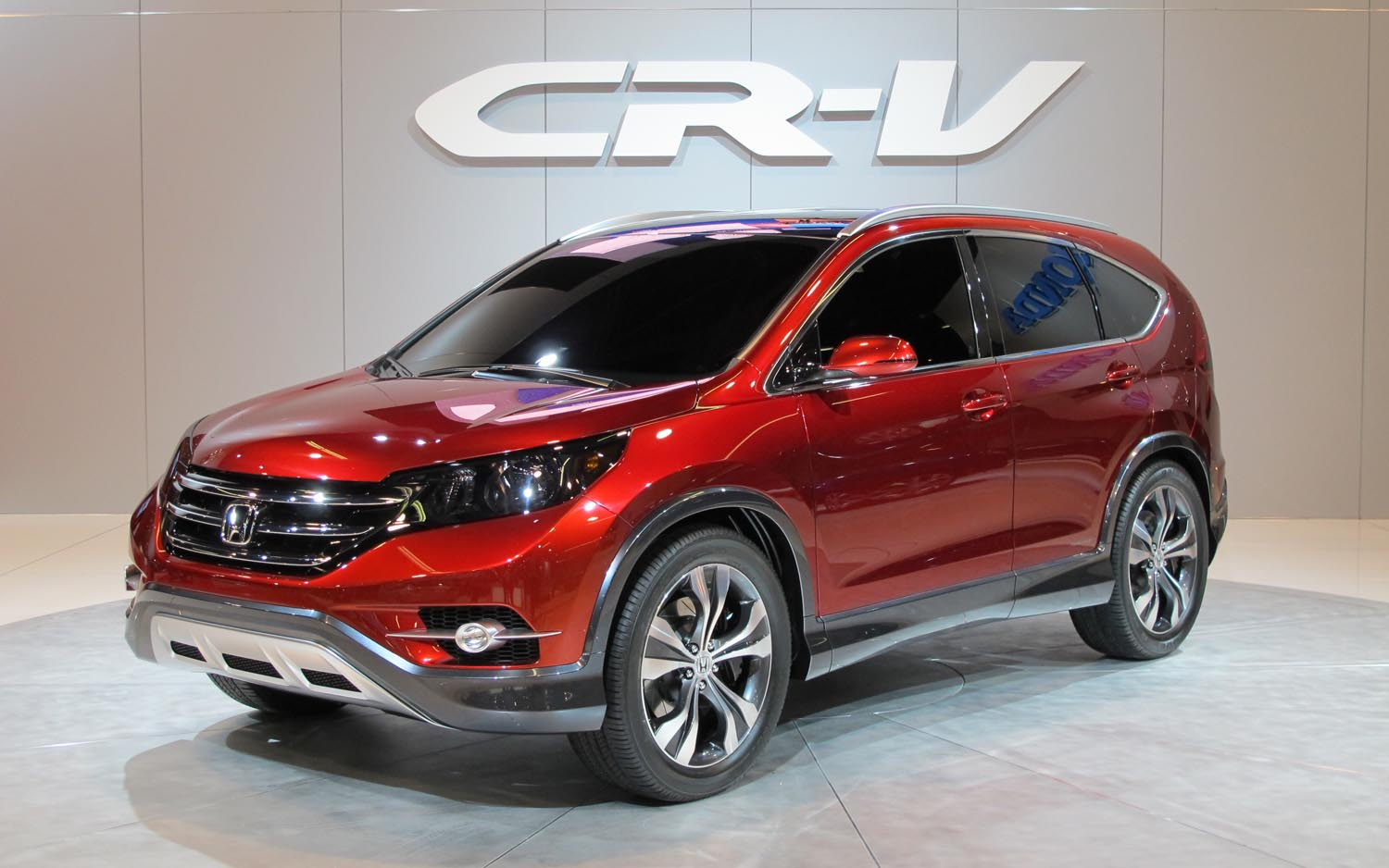 File Honda Cr V Concept At Orange County International Auto Show Jpg Wikimedia Commons