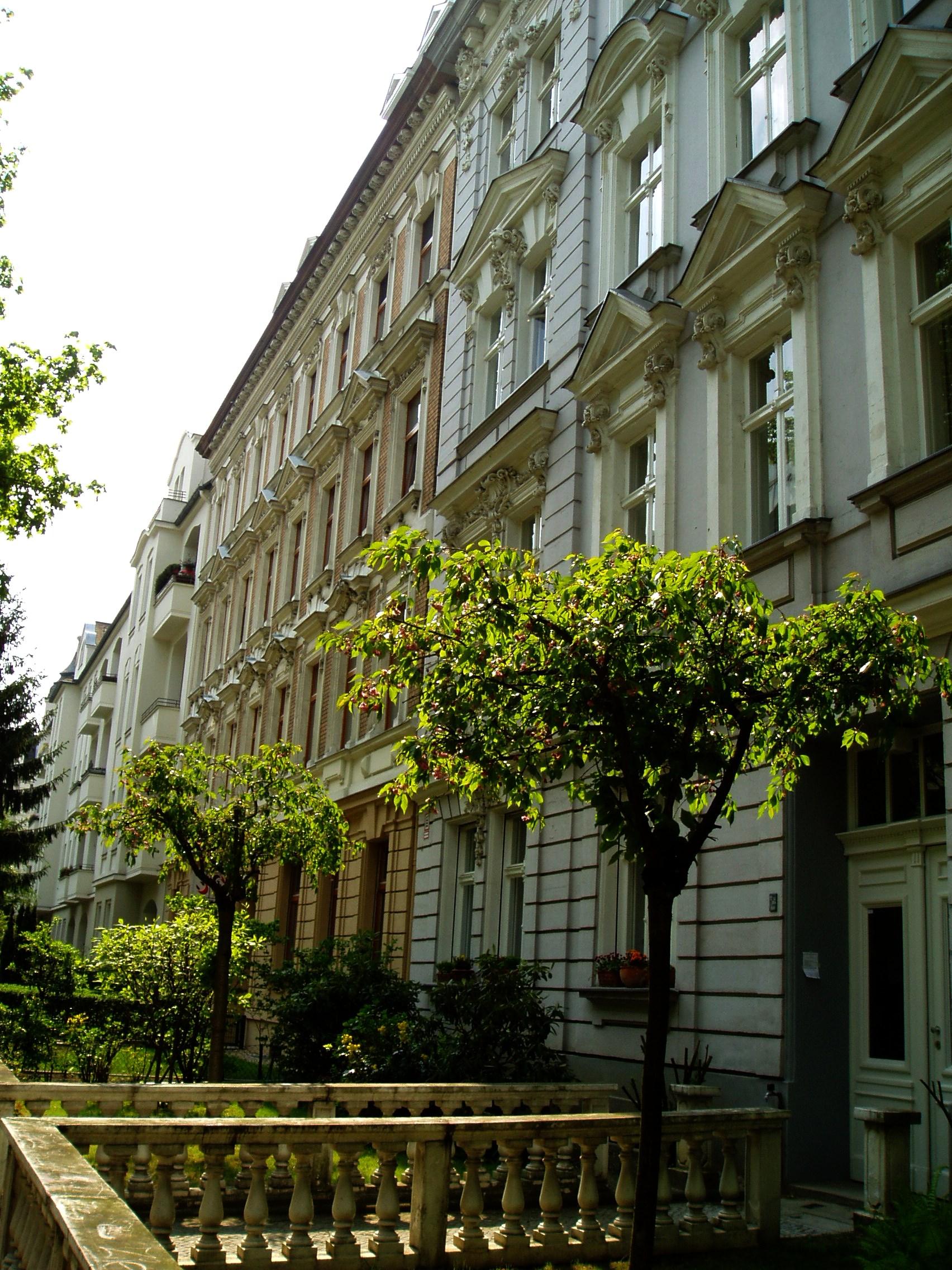 Filehouses in zimmermannstrasse berlin steglitz jpg