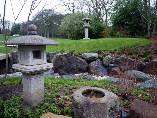 Japanese Garden, Saltwell Park - geograph.org.uk - 1604654