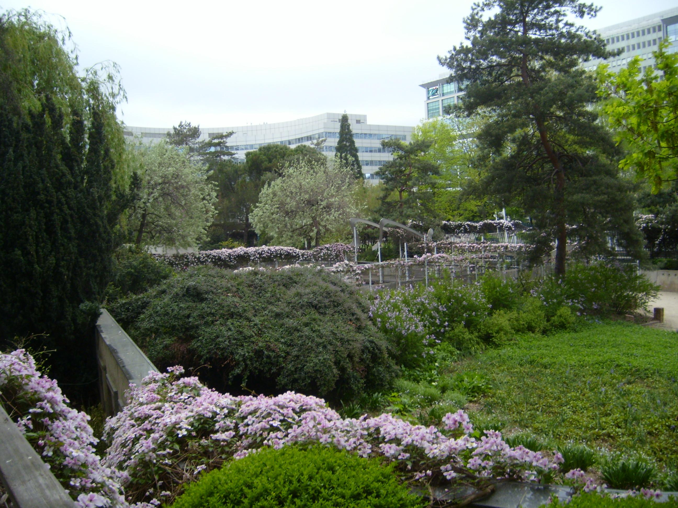 Jardin atlantique for Jardin atlantique