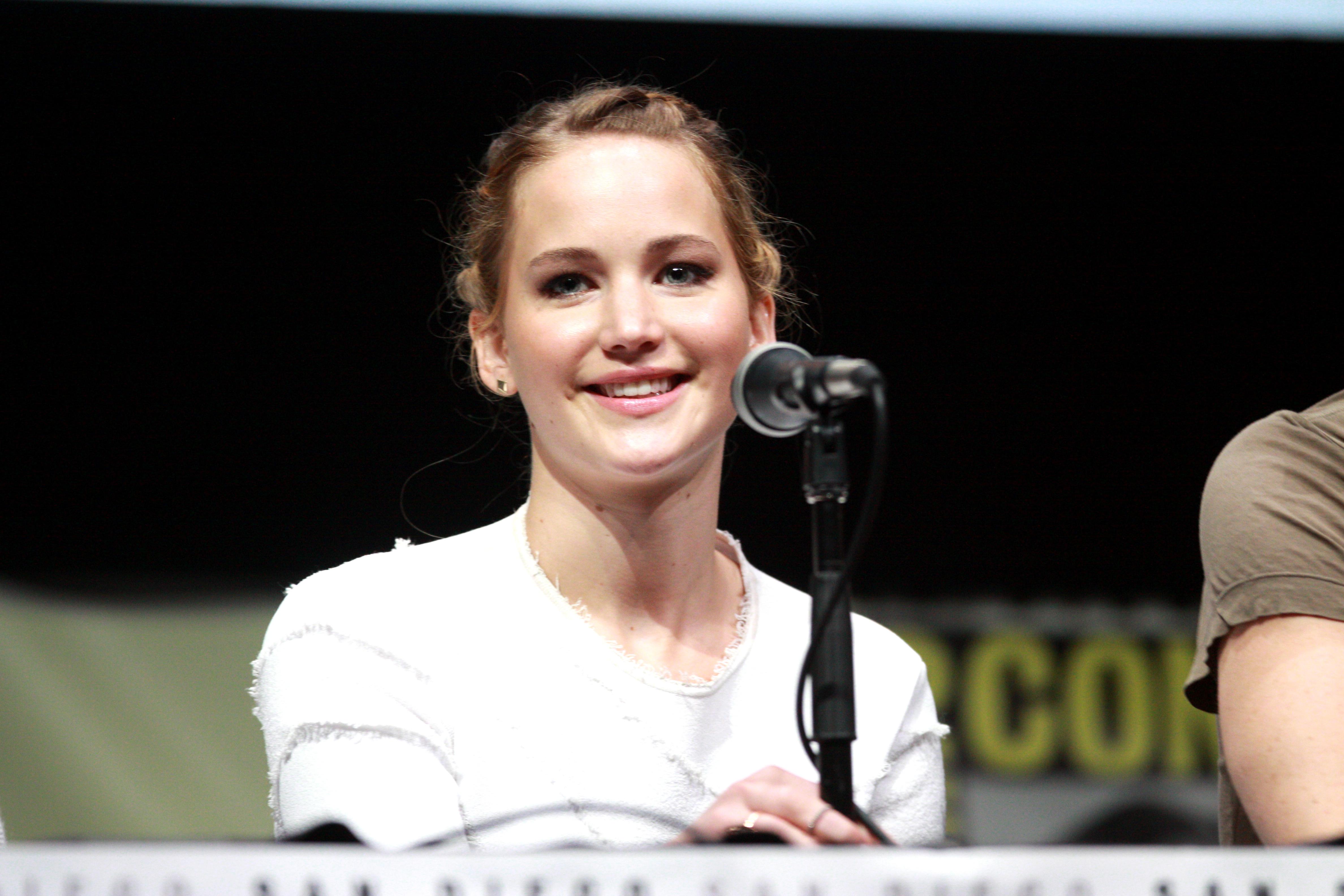 Jennifer Lawrence and ...