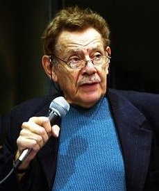 Jerry Stiller American comedian and actor