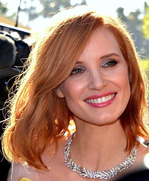 Jessica Chastain on screen and stage - Wikipedia Jessica Chastain Wikipedia