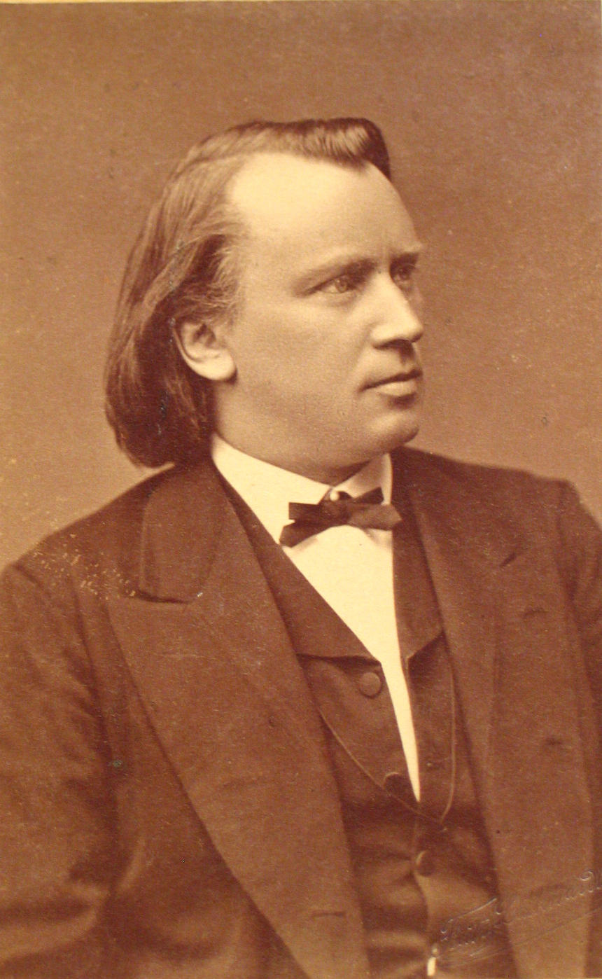 johannes brahms birth and death dates