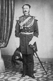 General John B. Magruder, 1860s photo