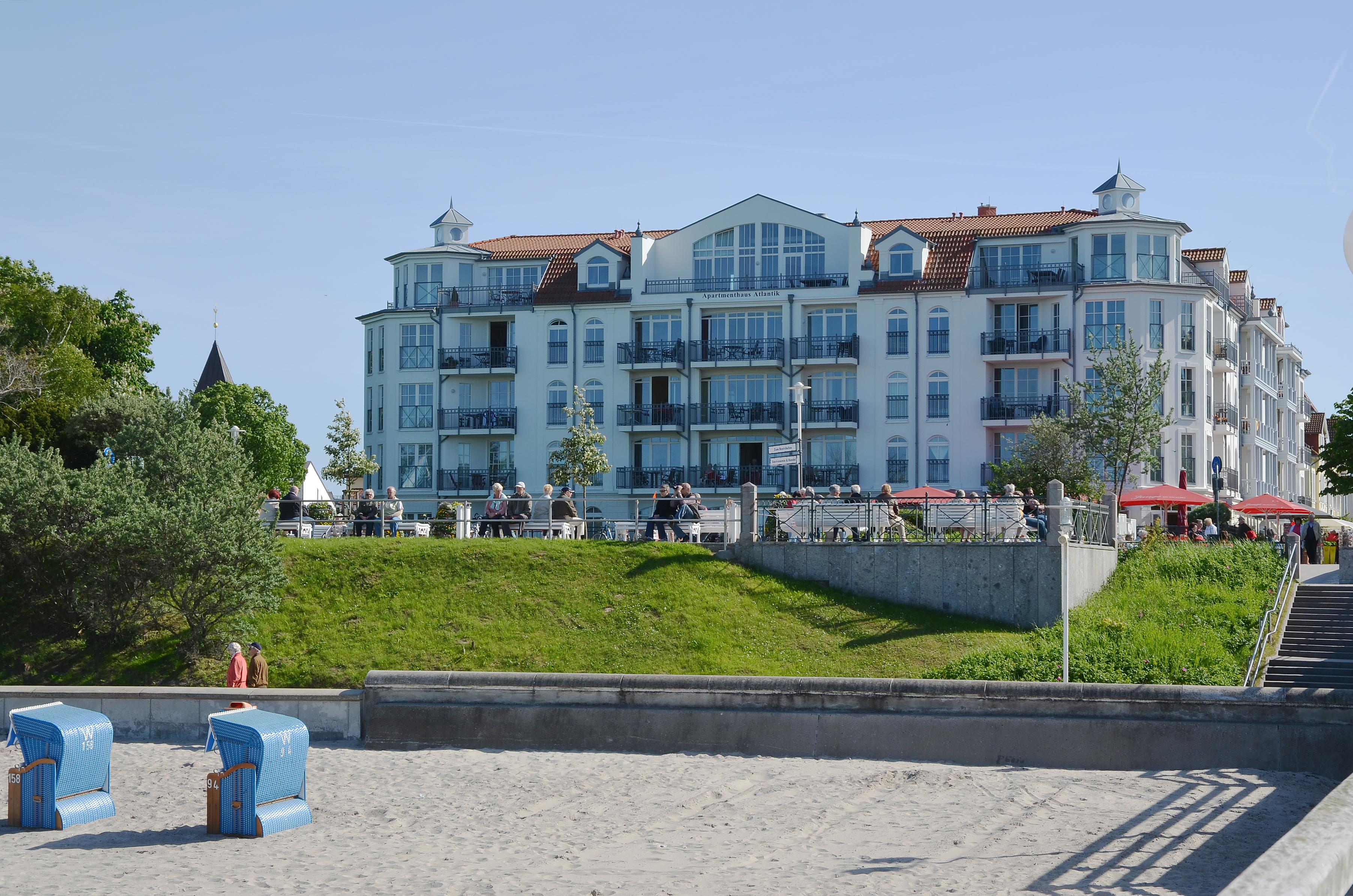Spa Hotel Kuhlungsborn