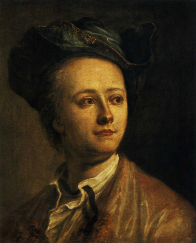 Karl Wilhelm Ramler, portrait by Gottfried Hempel, 1749 ([[Gleimhaus