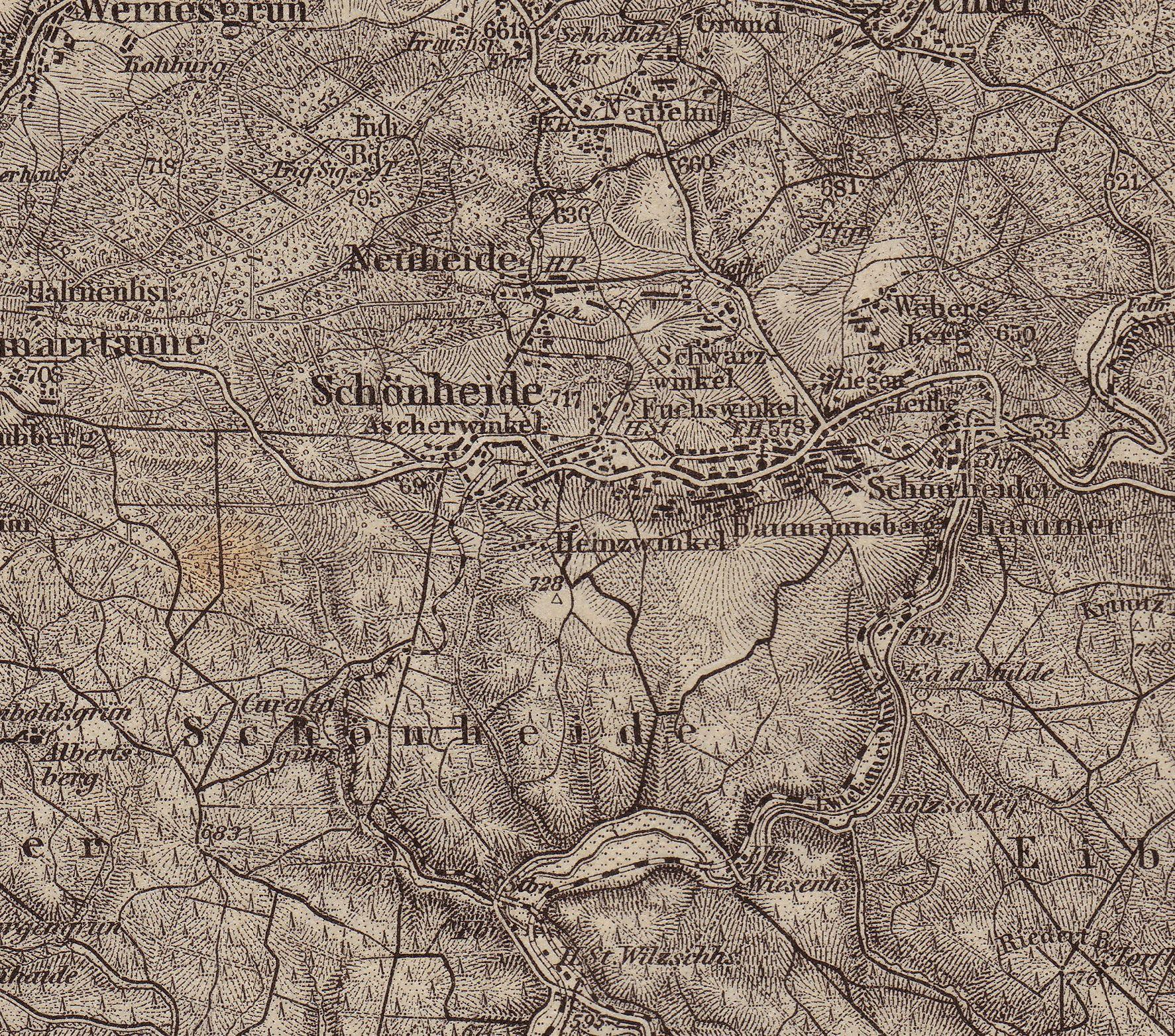 Bergbau Erzgebirge Karte.File Karte Westliches Erzgebirge Vogtland Ausschnitt