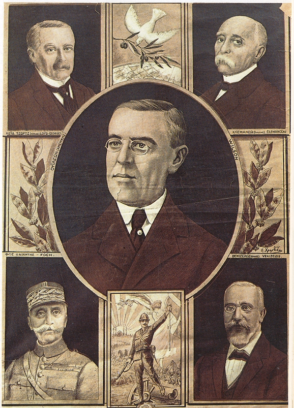 Allied leaders of World War II