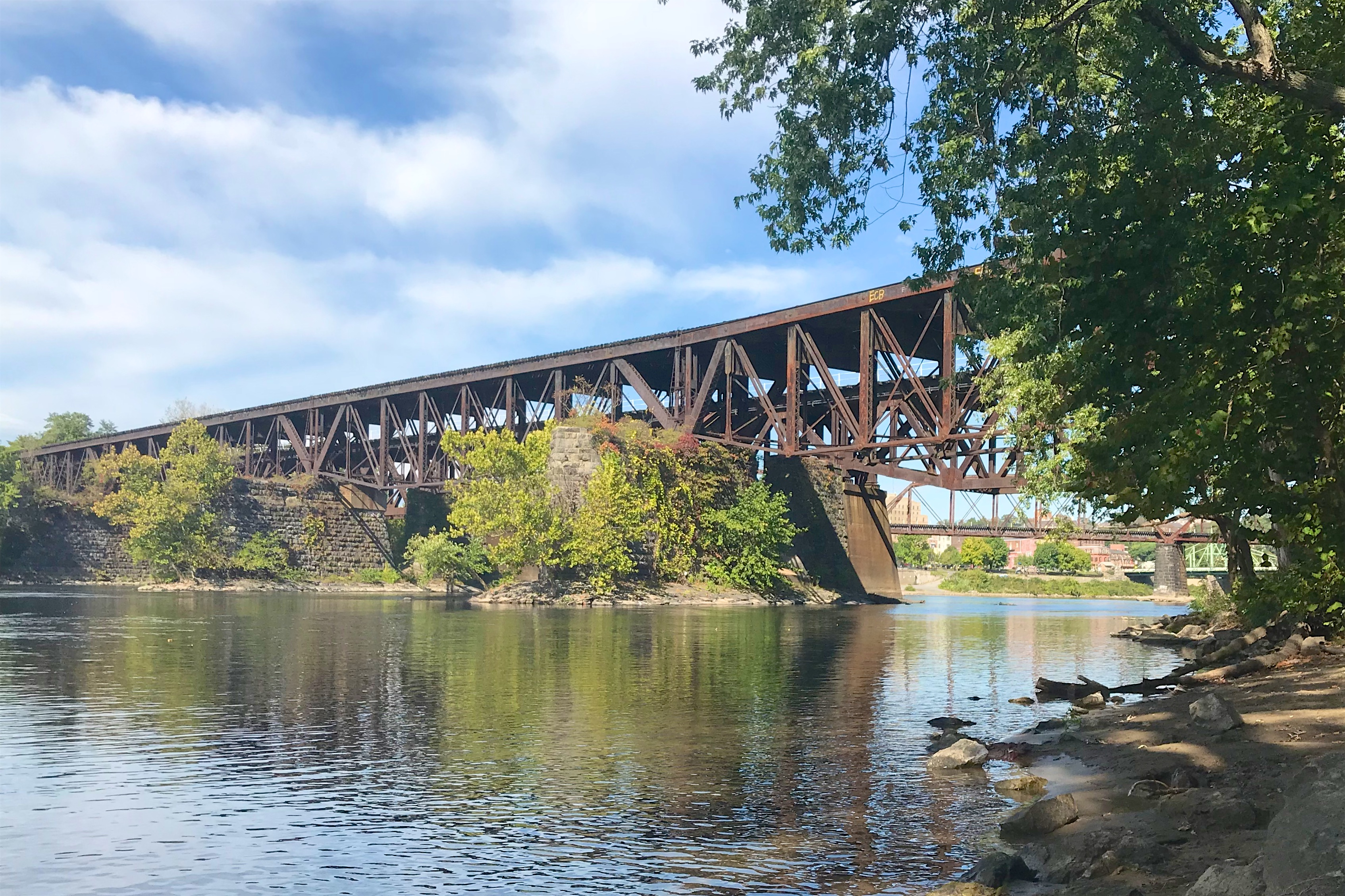 Lehigh Valley Railroad Delaware River Bridge Wikipedia