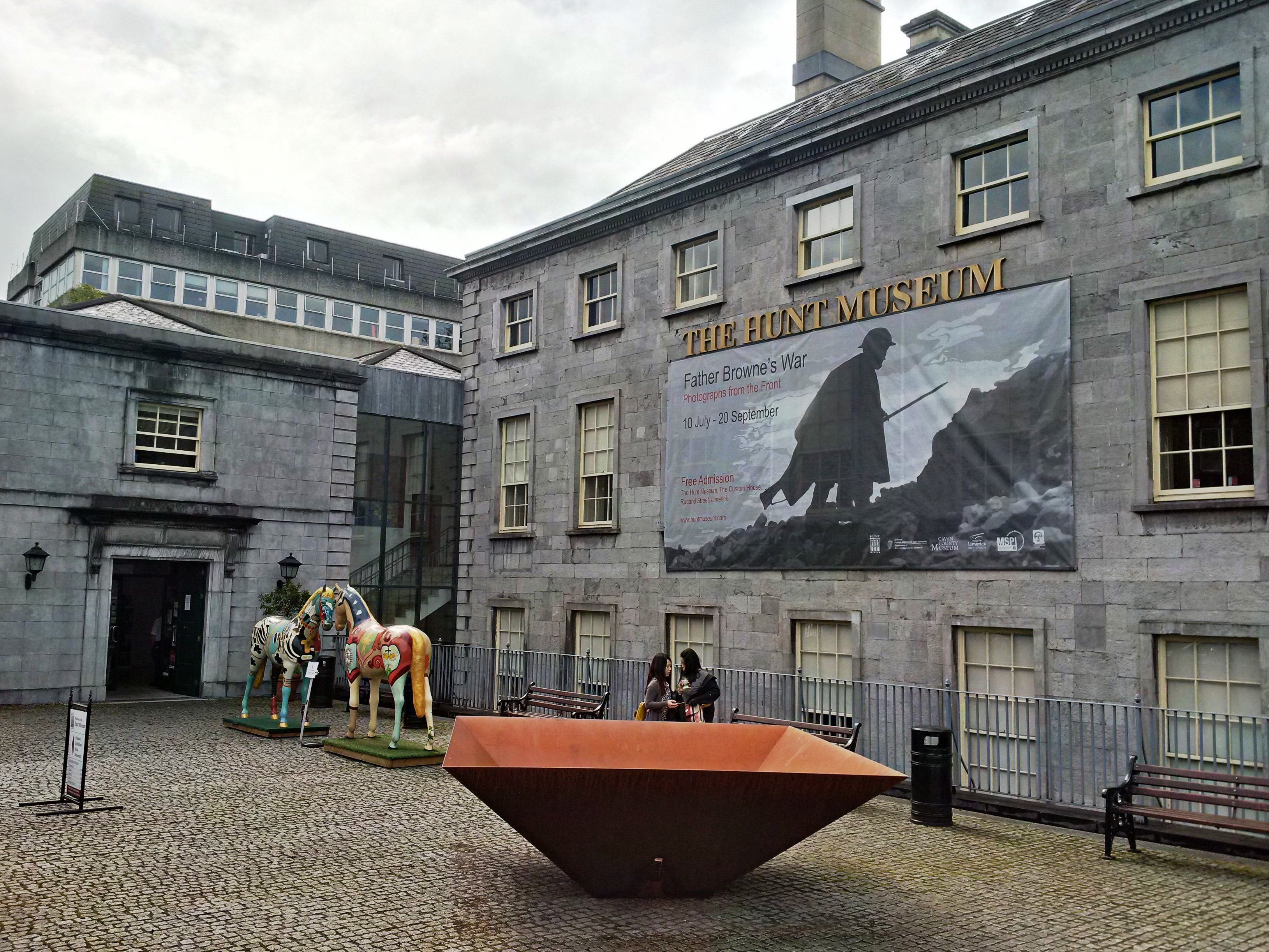 Image result for hunt museum limerick