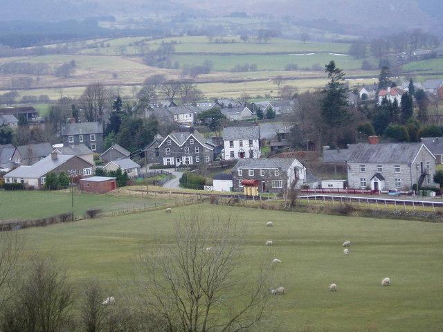 Llanuwchllyn - geograph.org.uk - 1581762
