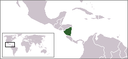 LocationNicaragua