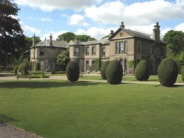 Lotherton Hall in Leeds