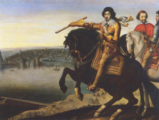 Louis, Richelieu