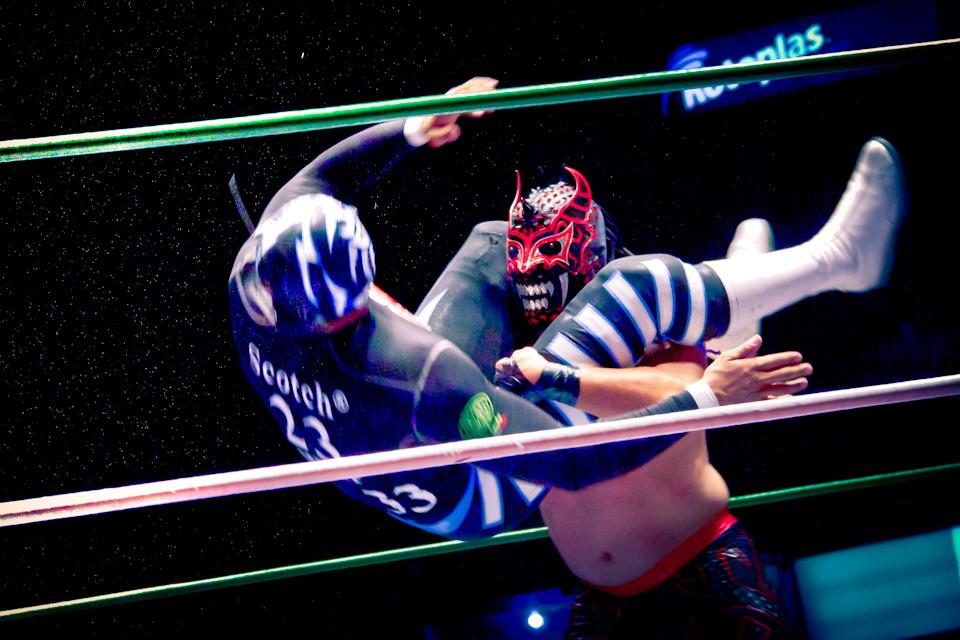 Wrestling Ring For Rental Seattle