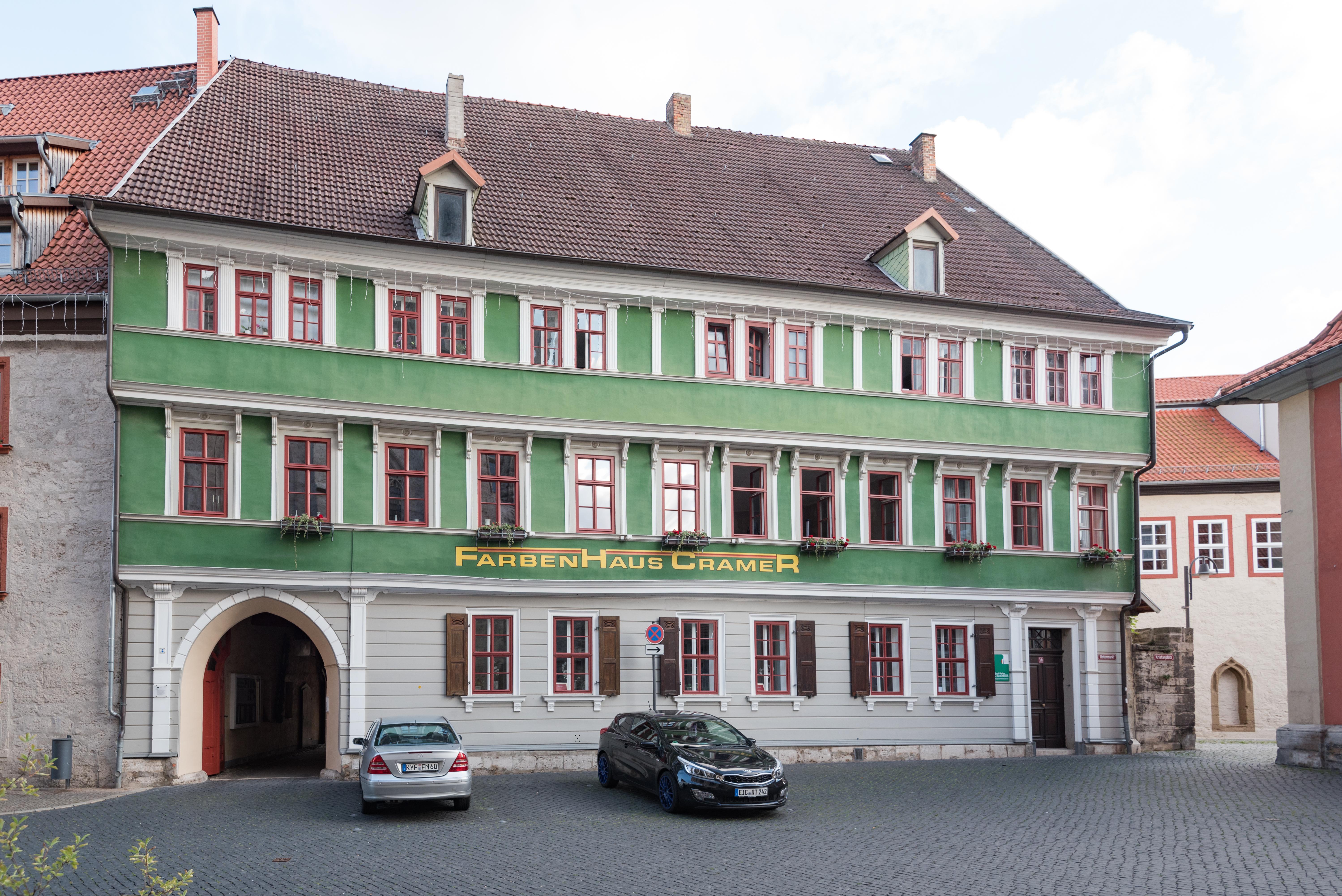 File Muhlhausen Thuringen Untermarkt 6 20170720 002 Jpg