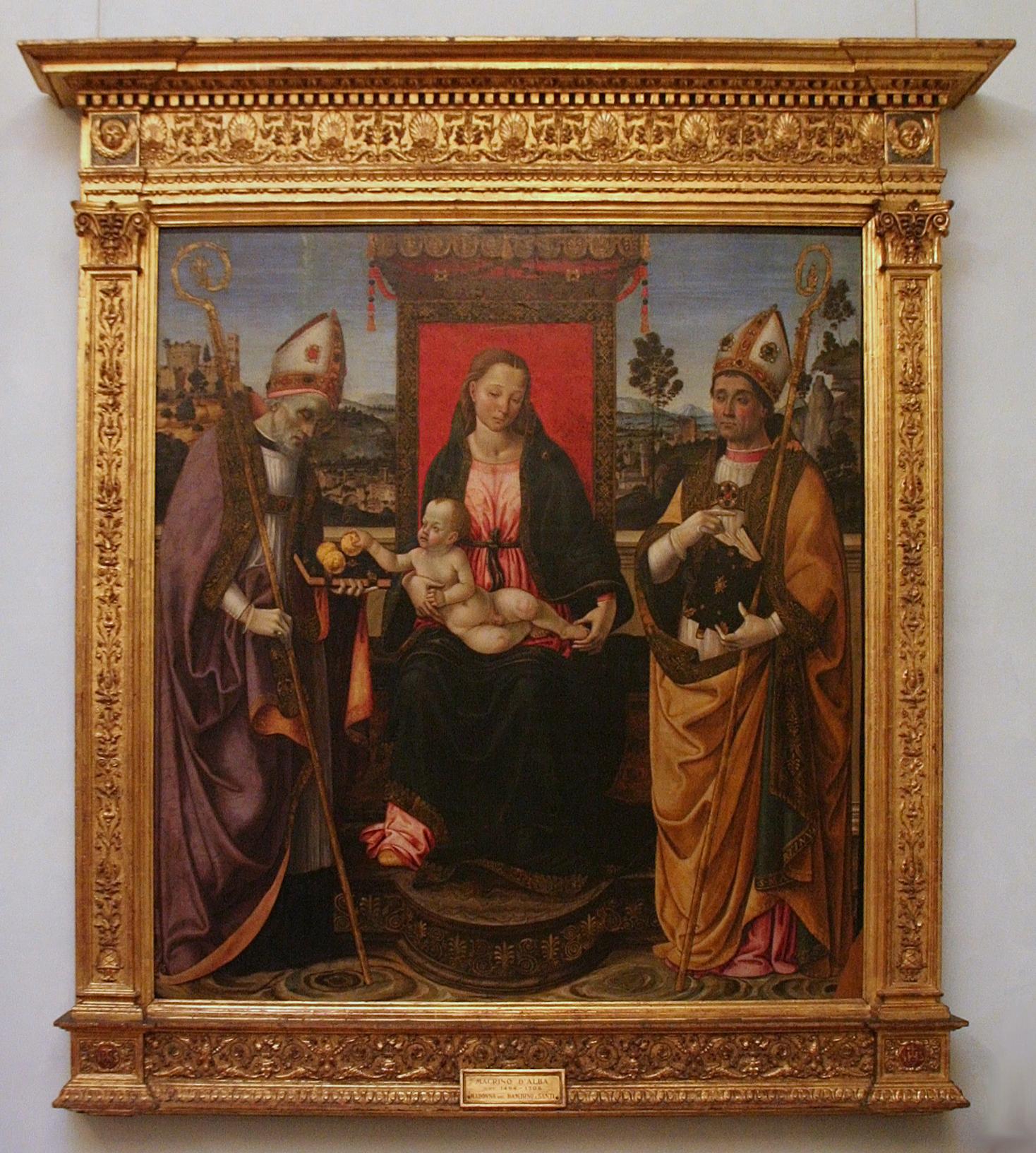 Gli esordi del pinturicchio finestre sull 39 arte la nota - Finestre sull arte ...