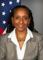 Makila James American diplomat