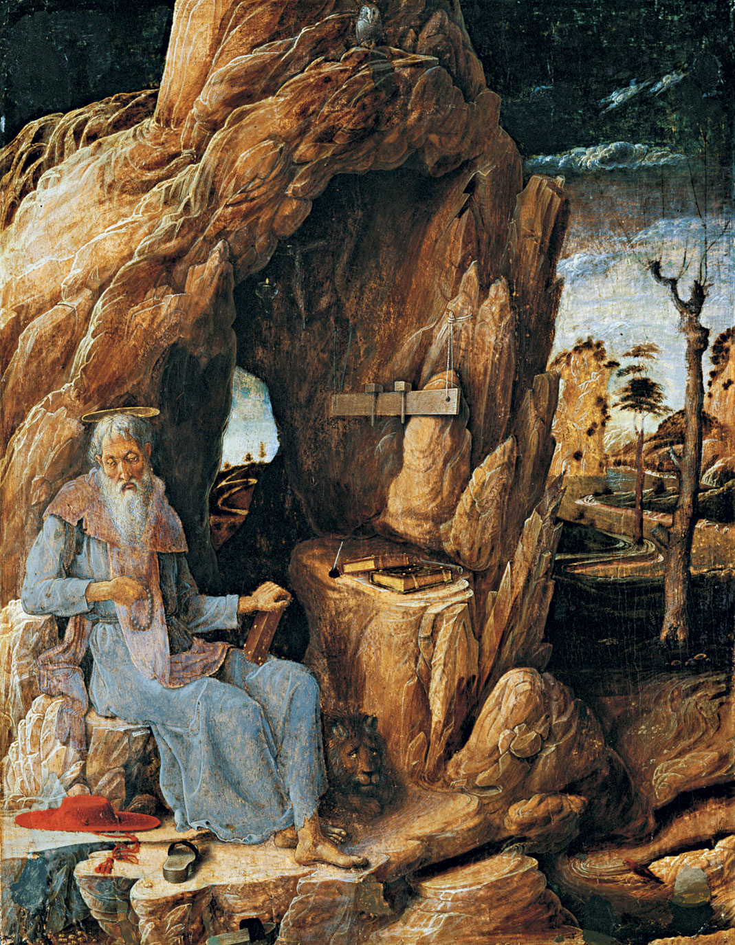 San Girolamo (Mantegna) - Wikipedia
