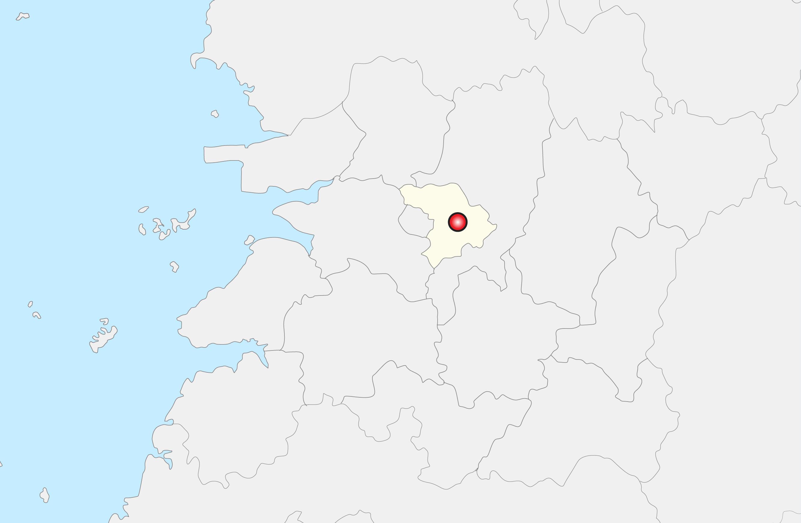 FileMap Jeonjusipng Wikimedia Commons - Jeongju map