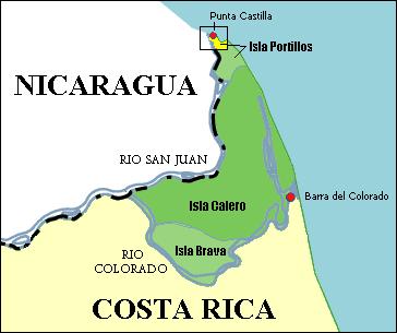 Archivo:Mapa de Isla Calero, Costa Rica 2.png