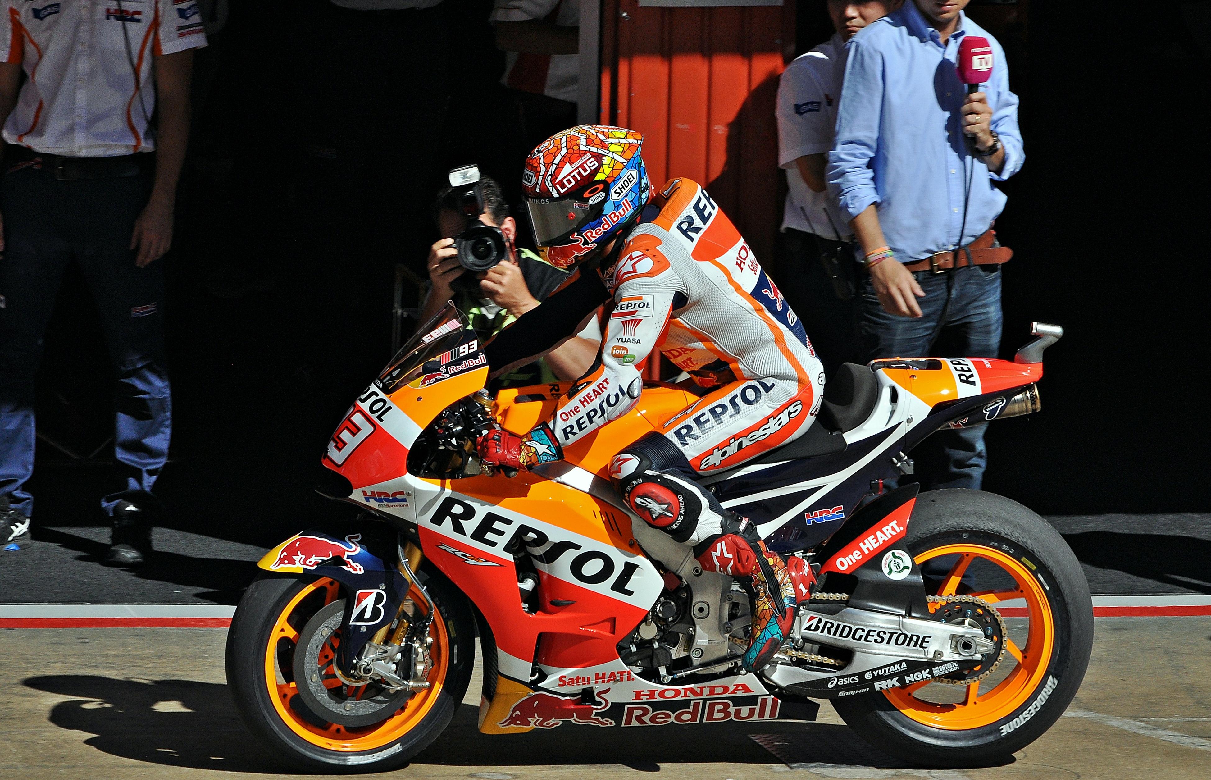 VR46 Racing, Marc Marquez