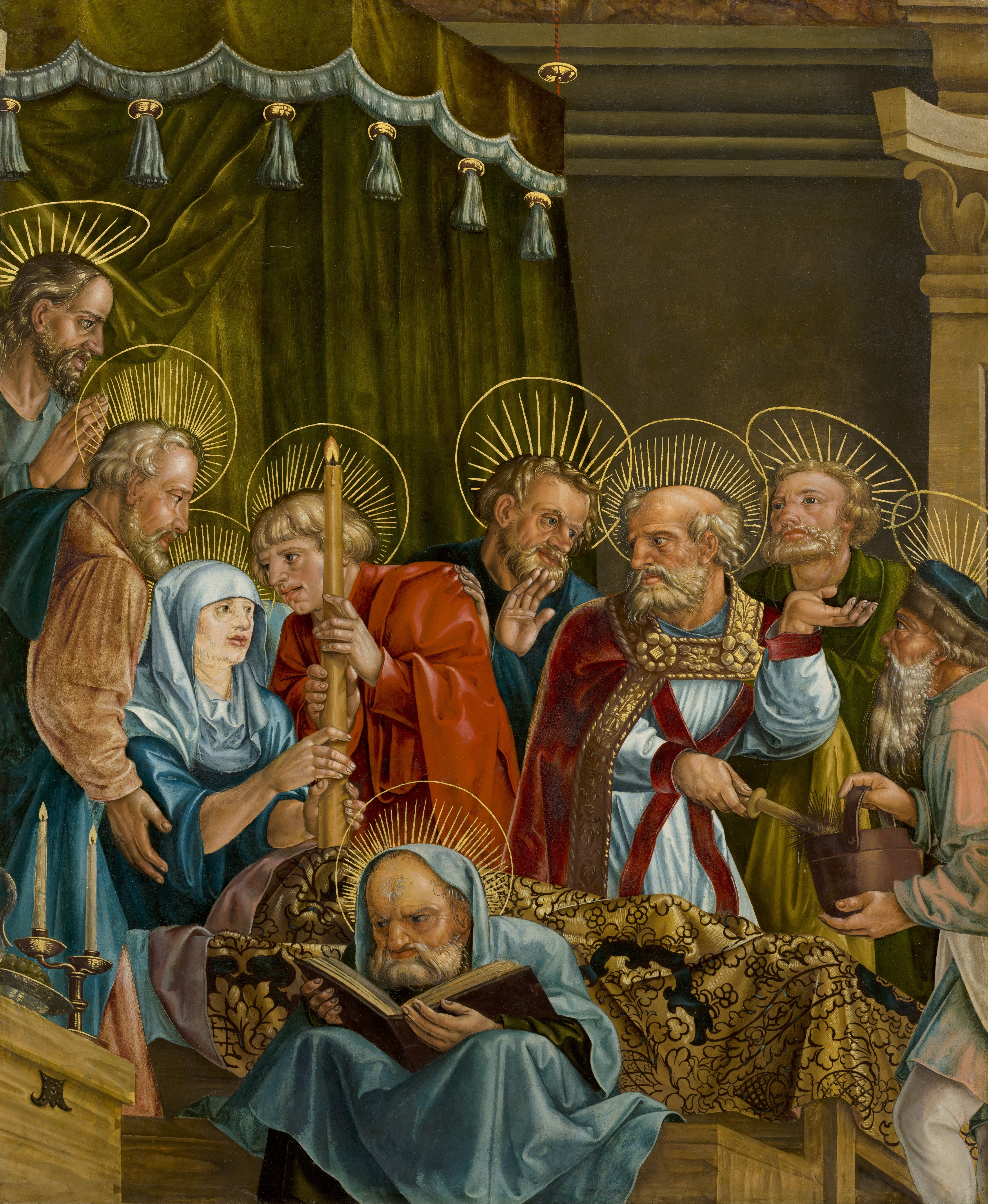File:Melchior Feselen - Marientod (1531).jpg - Wikimedia Commons