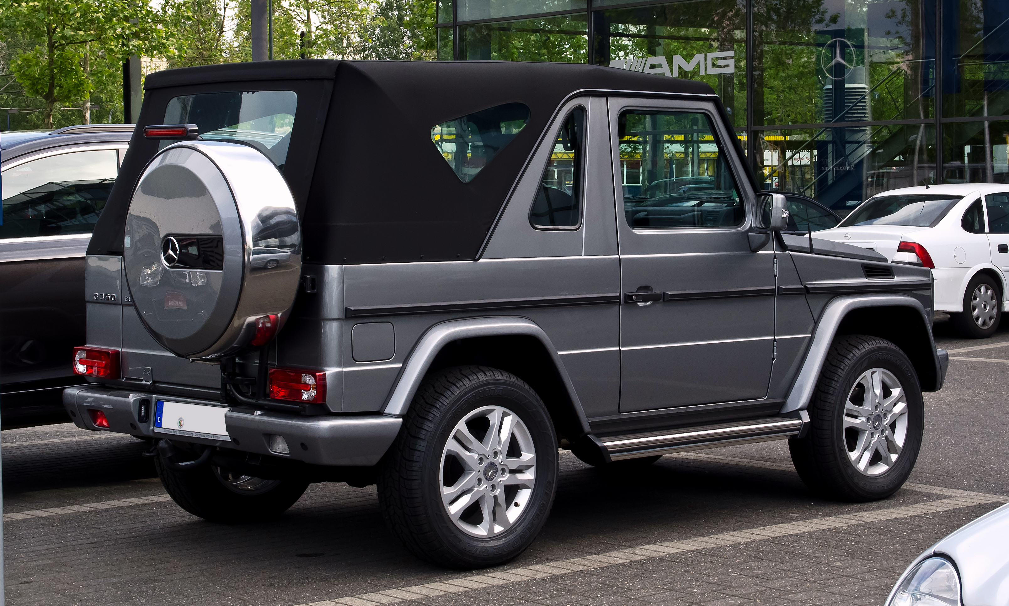 File:Mercedes-Benz G 350 BlueTEC Cabriolet (W 463, 2. Facelift