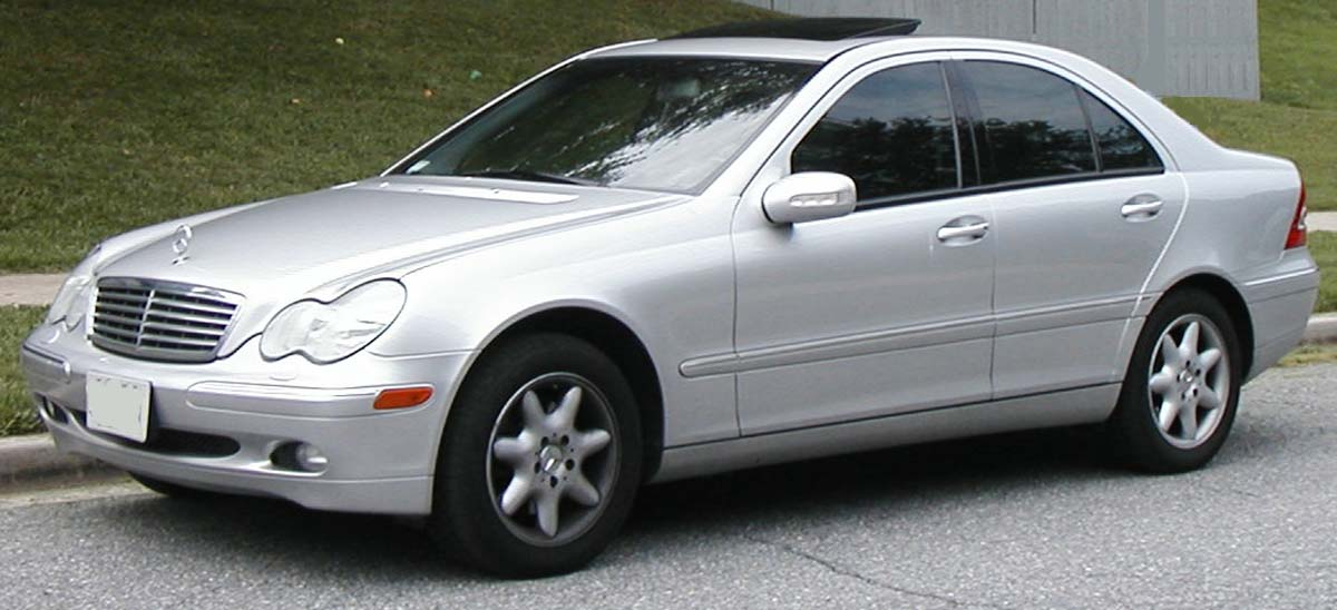 Luxury Mercedes Benz C240