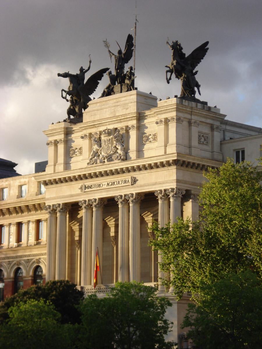 Ministerios de espa a wikipedia la enciclopedia libre for Ministerio de seguridad espana
