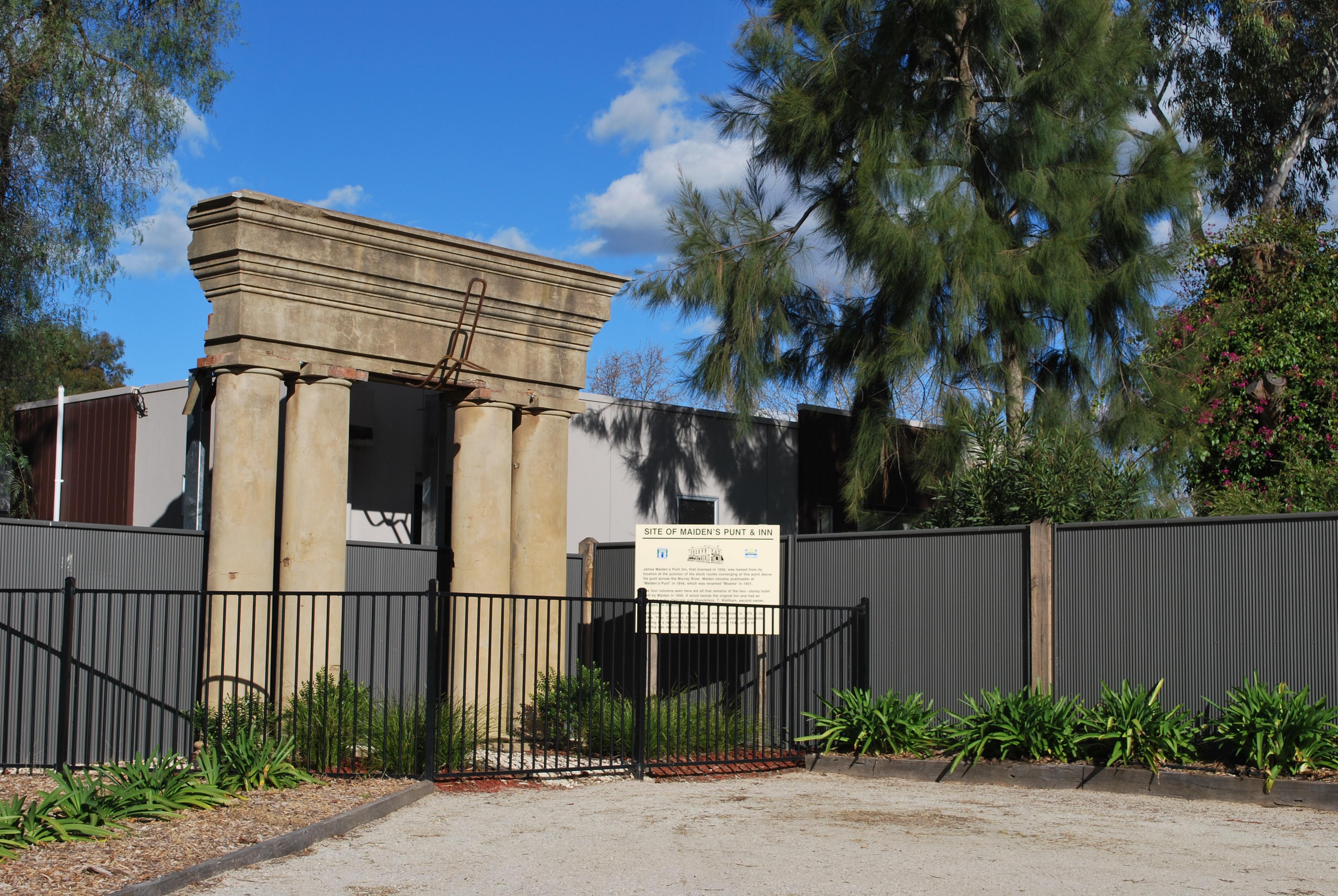 Moama Historic Precinct - Wikipedia