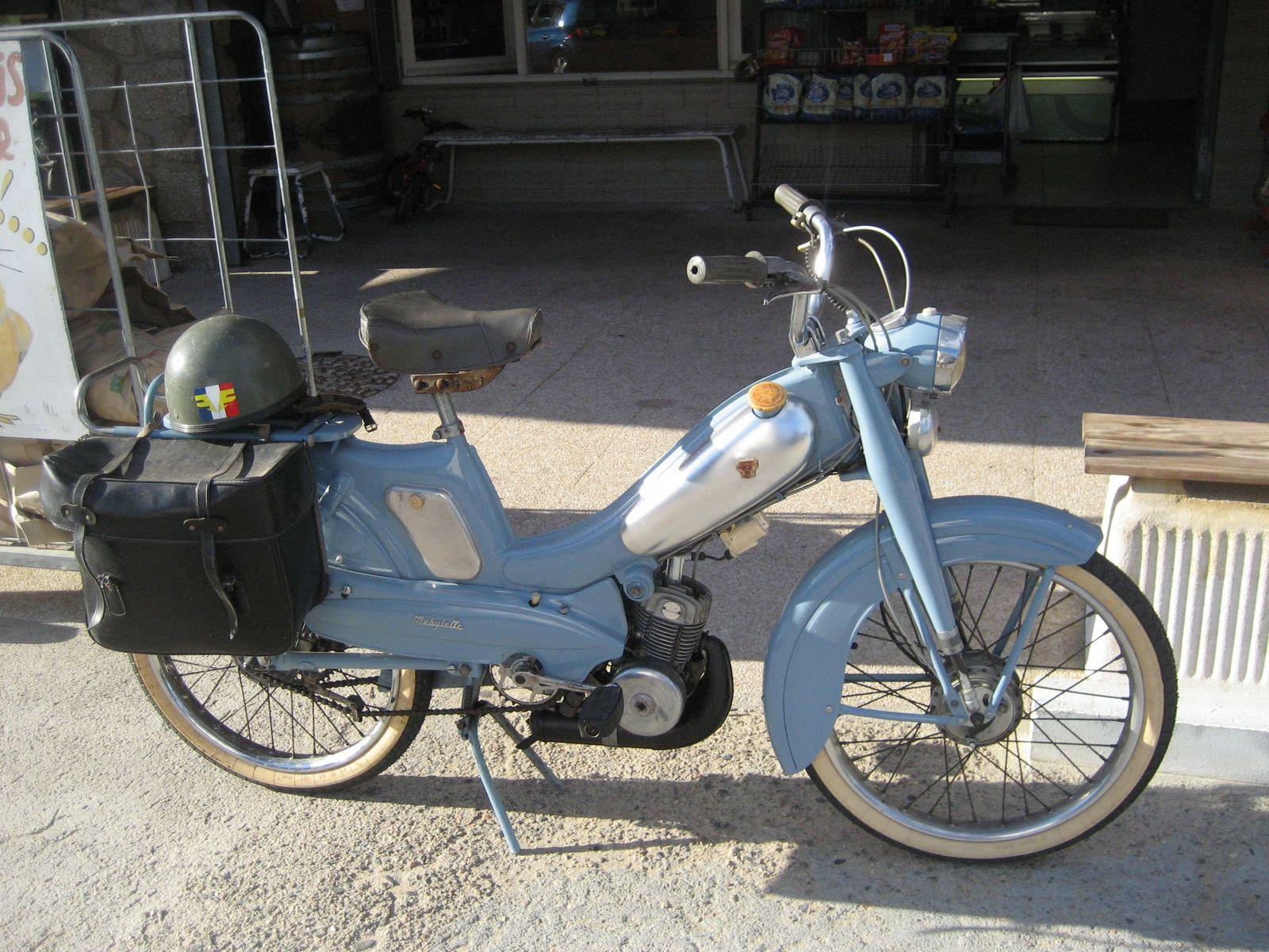 """Compteur de vitesse moteur 18/"""" MOTOBECANE 51 51 S 51 club"""