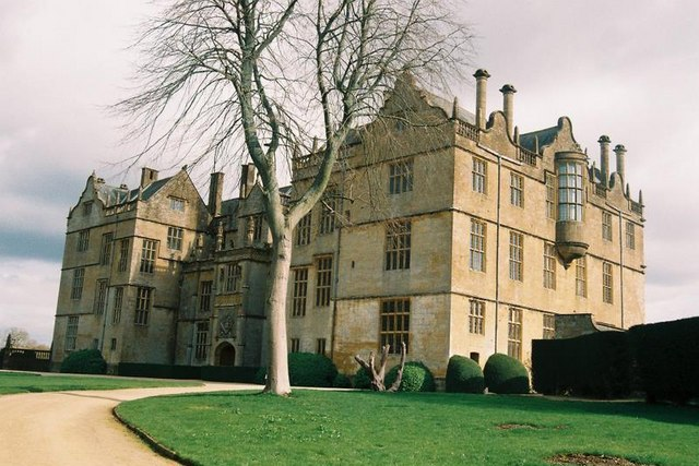 Montacute, Montacute House - geograph.org.uk - 1112432