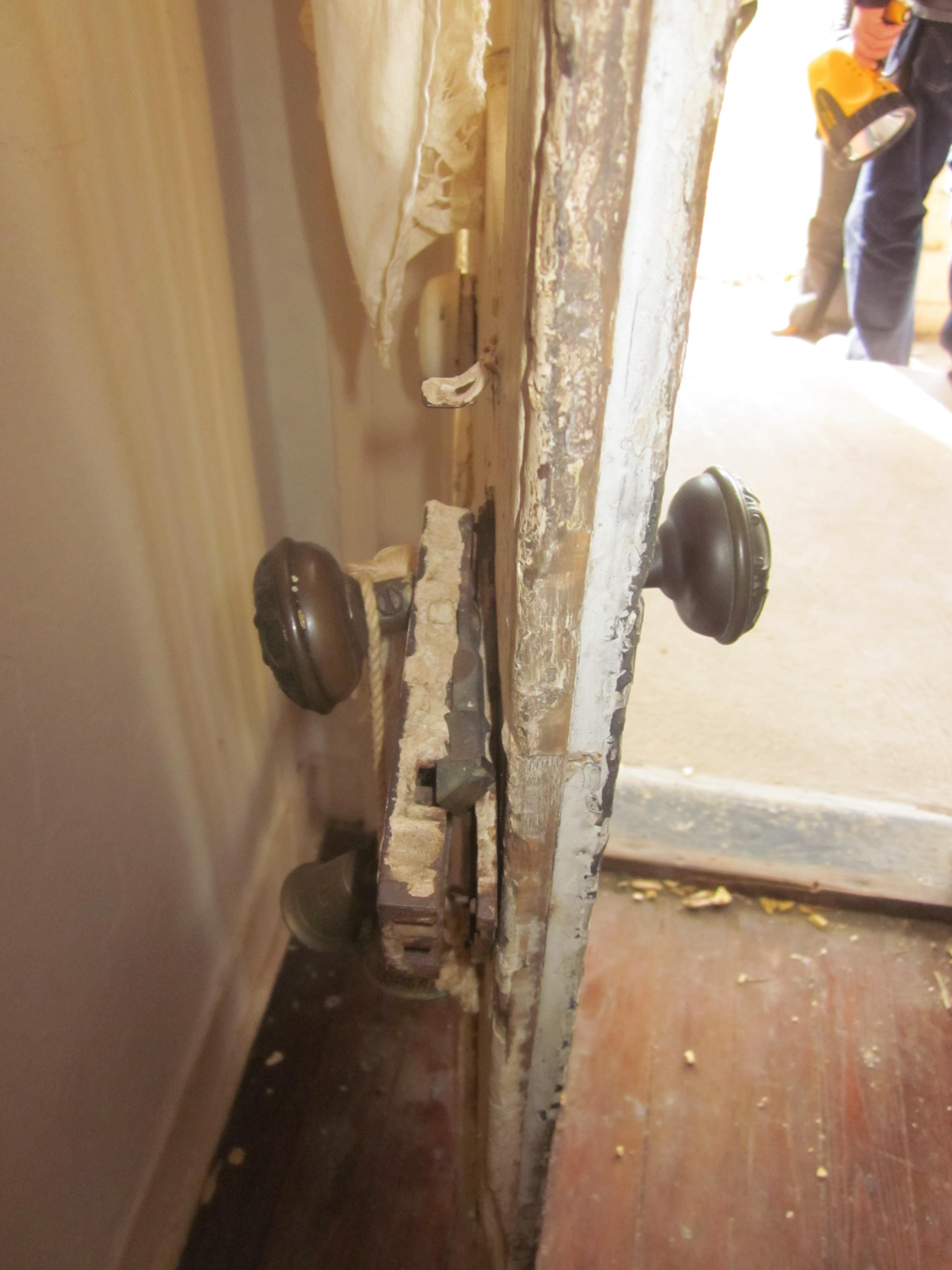 interior installation made door custom barn by track flat knob hand installatio hardware basincustom