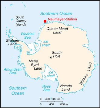 来自南极洲观察站的警示 - kiko - 讲给自己听的故事