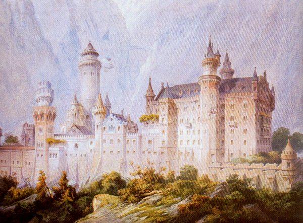 Neuschwanstein-projet