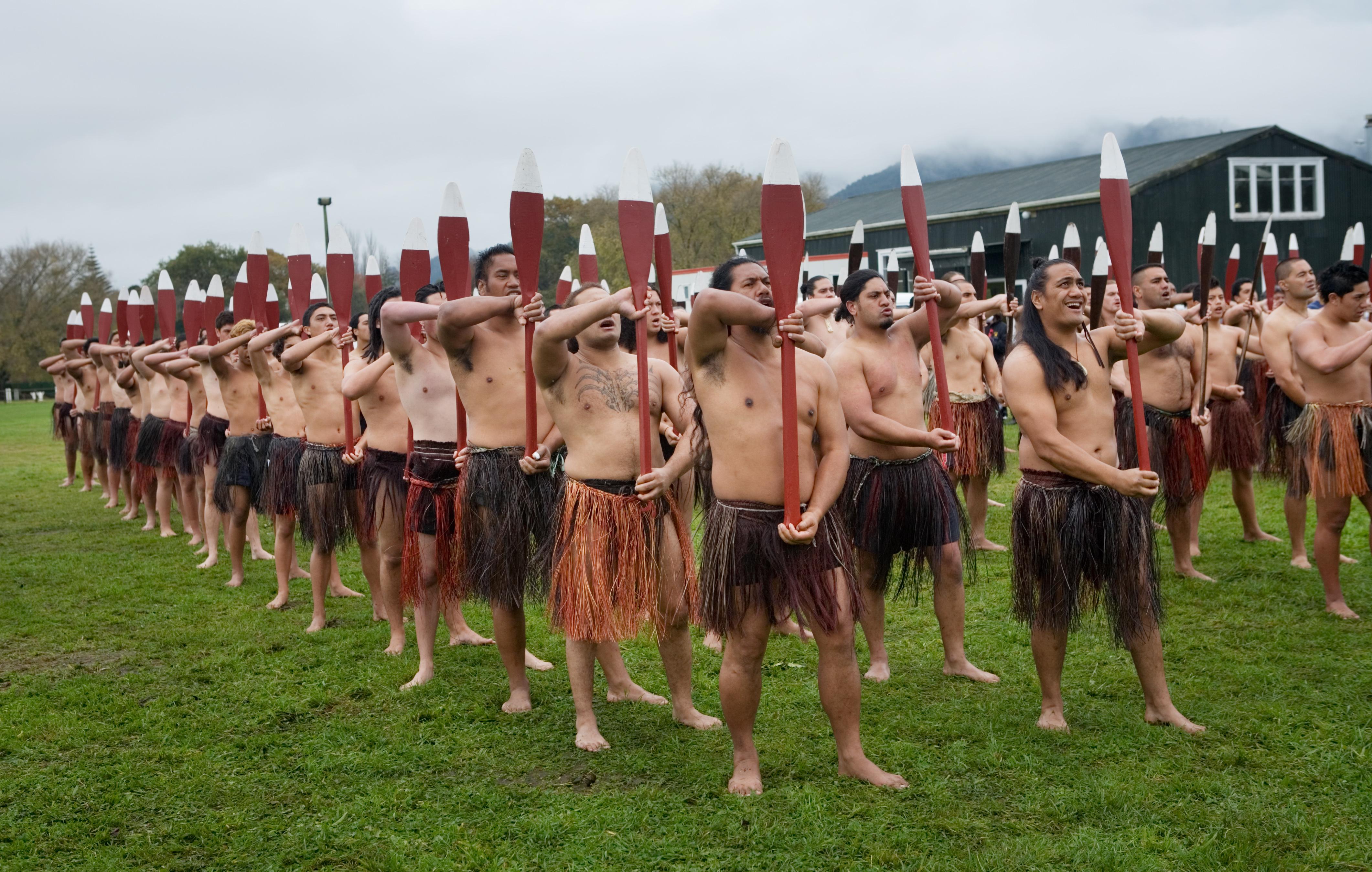 Maori new zealand porn — pic 2