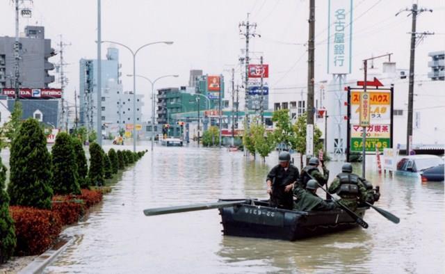 東海豪雨 - Wikipedia