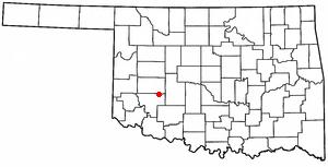 Mountain View, Oklahoma Town in Oklahoma, United States