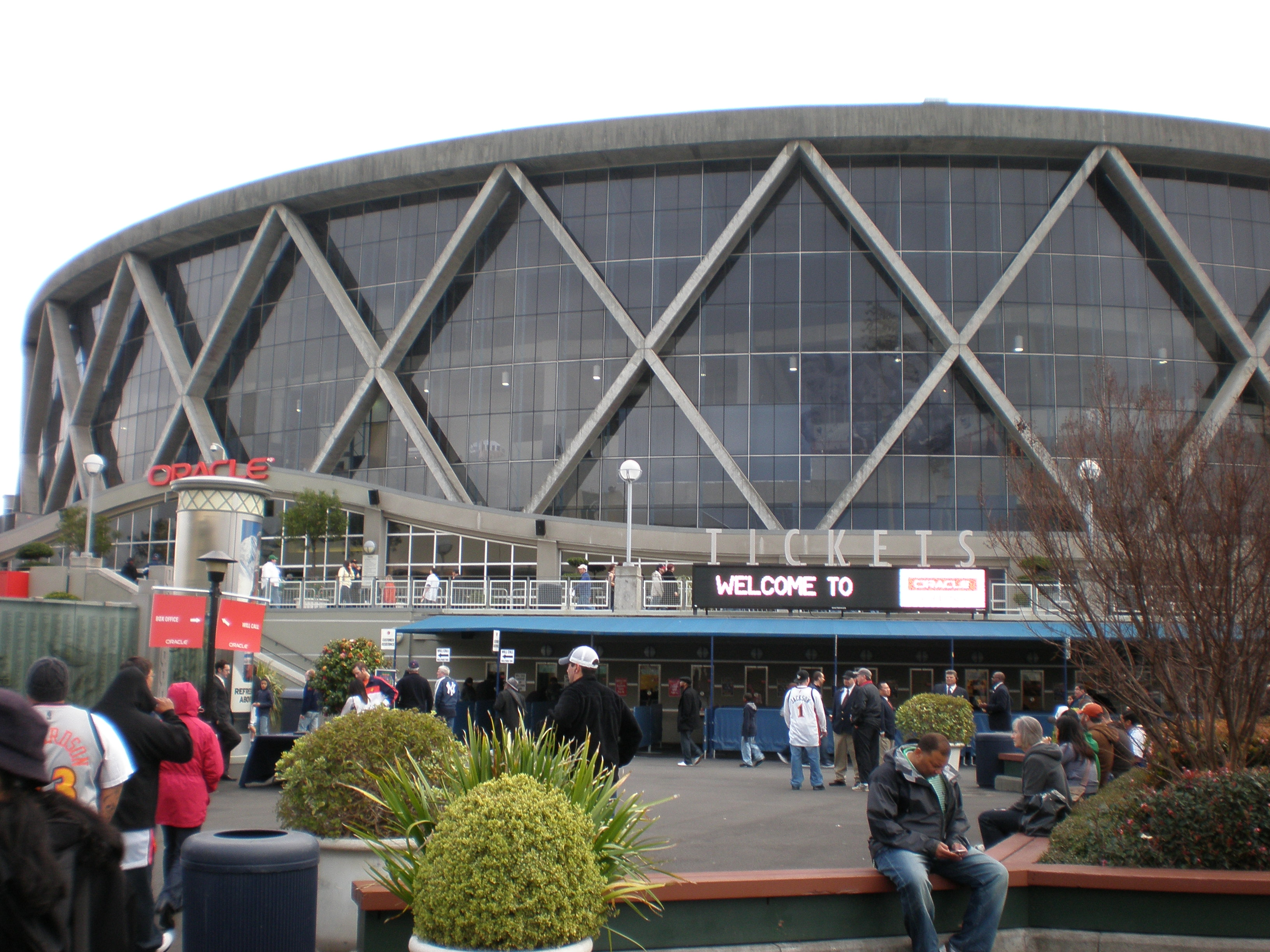 File:Oracle Arena exterior 1.JPG - Wikimedia Commons