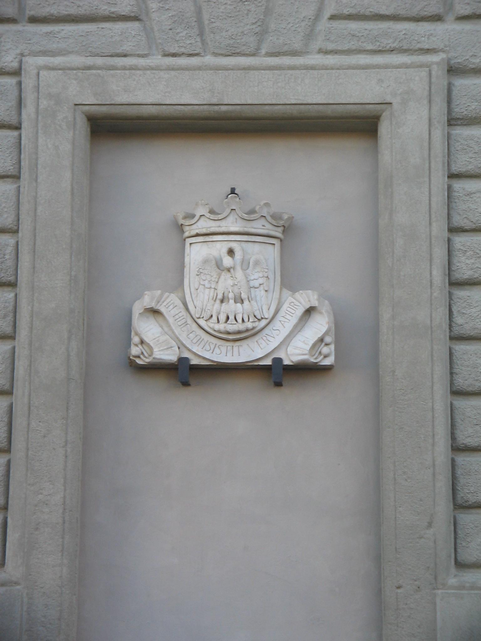 Matrimonio Oriolo Romano : File oriolo romano stemma marmo g wikimedia commons