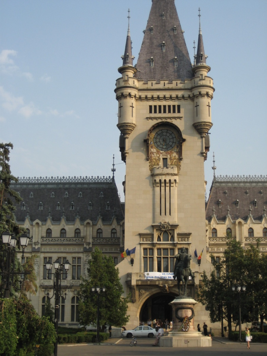 Buy A Safe >> Iași – Travel guide at Wikivoyage