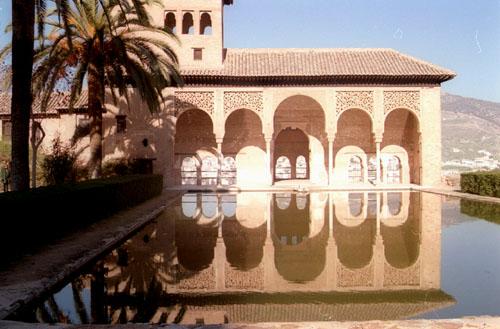 غرنــــــــاطـة .. مدينة خالدة Partal(Alhambra)