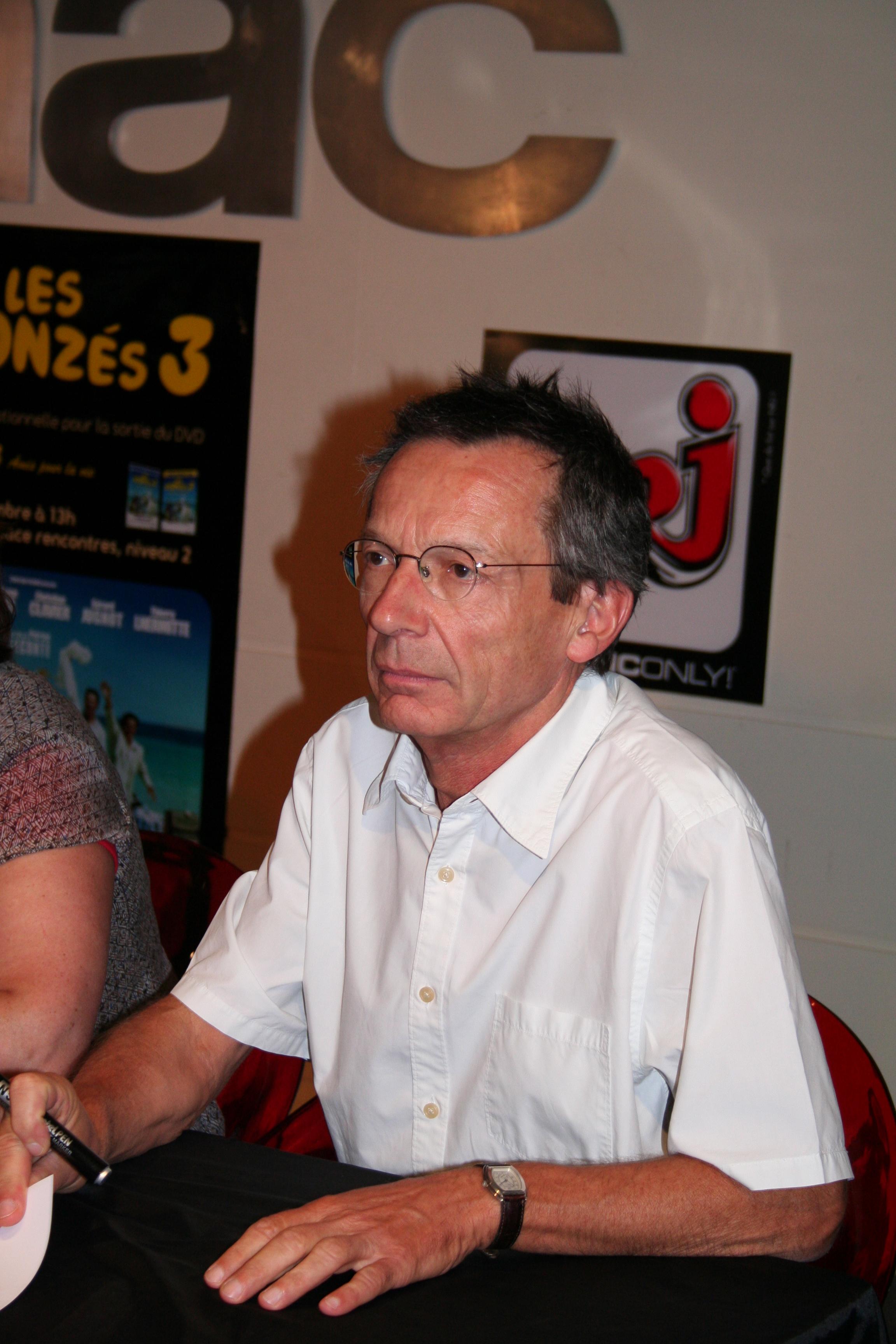 Photo Patrice Leconte via OpenData BNF