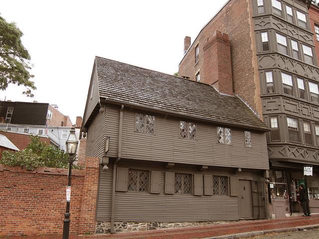 Paul Revere%27s House, 2011.jpg