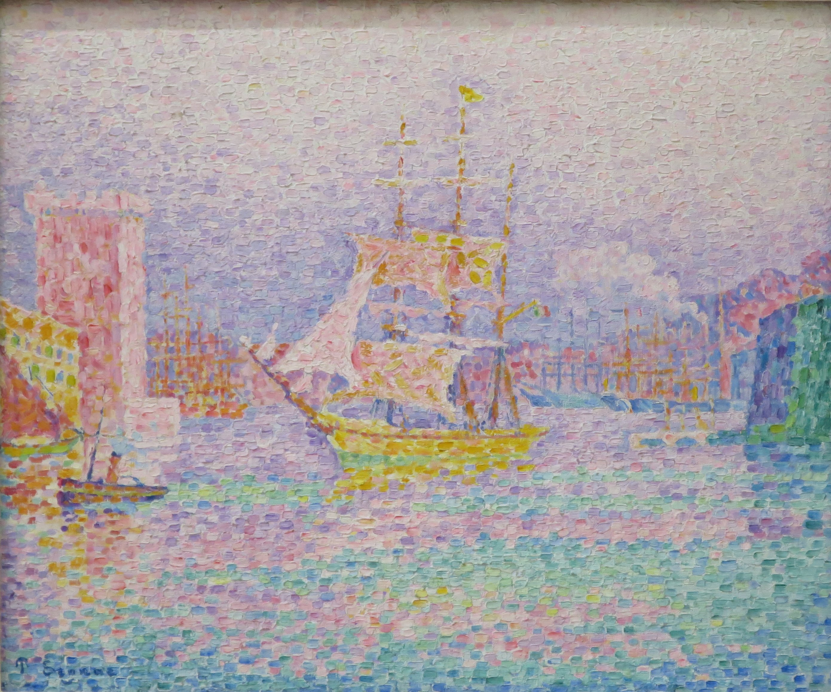 File:Paul Signac Port de Marseilles.jpg