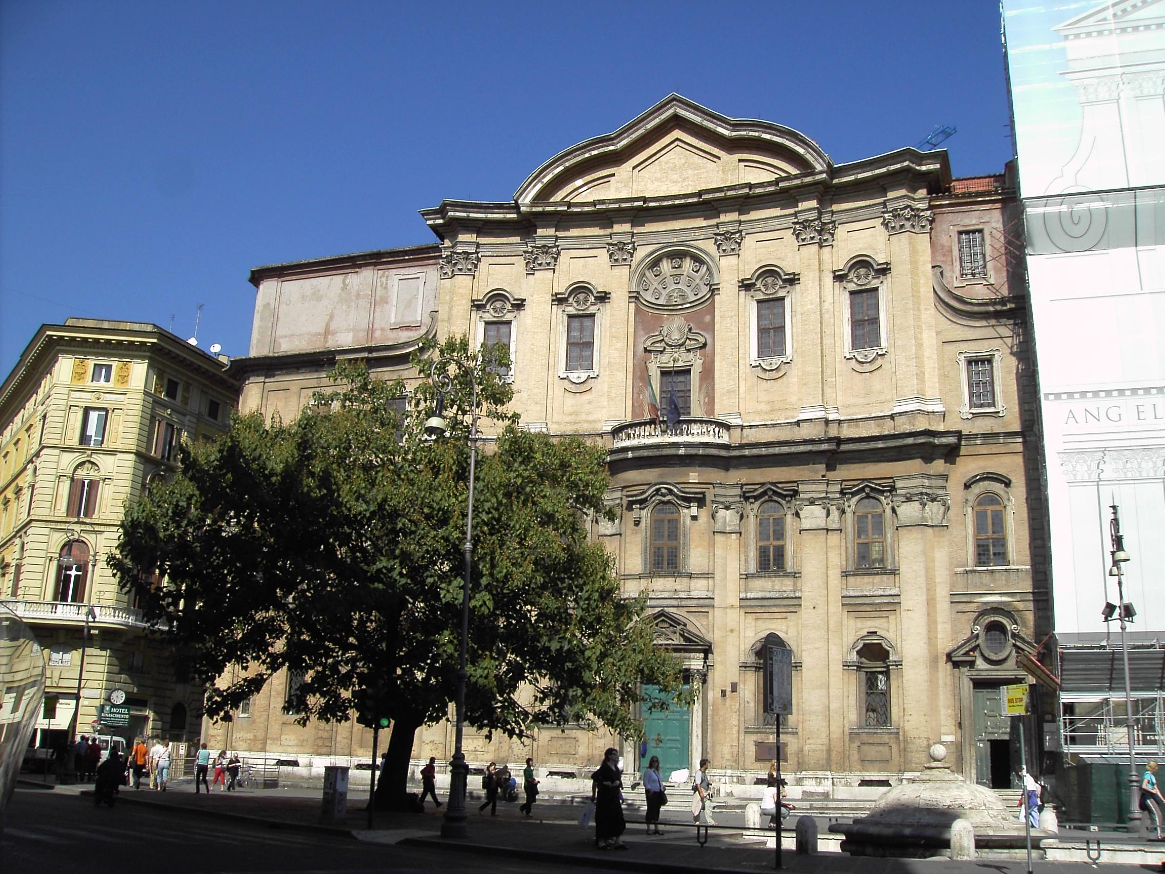 Filepiazza Della Chiesa Nuovajpg Wikipedia